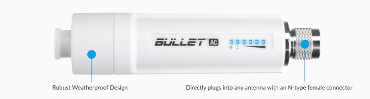 Bullet B DB AC