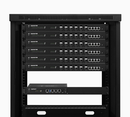 ER 4 features rackmount