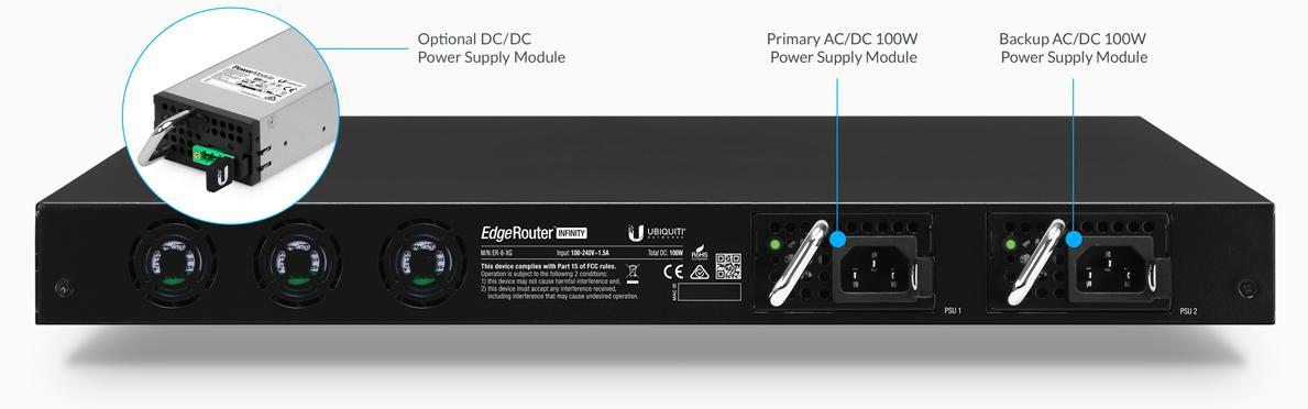 ER 8 XG features PowerVersatility