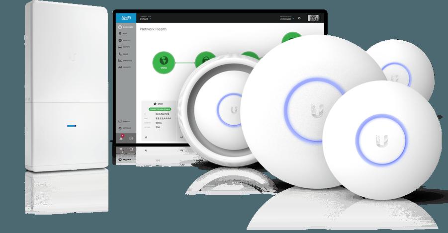 Uewa Formation Ubiquiti Enterprise Wireless Administrator
