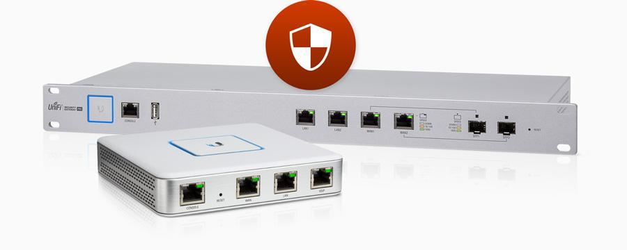 unifi security gateway firewall