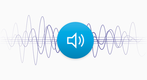 unifivoipmicrosite feature audio