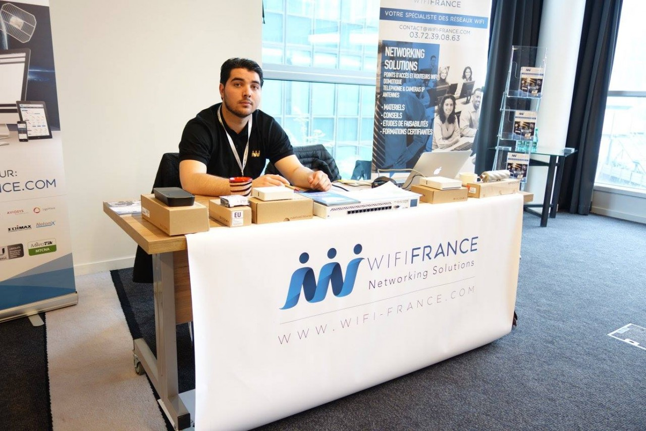 Photos de la MUM Paris 2016 (Mikrotik User Meeting)