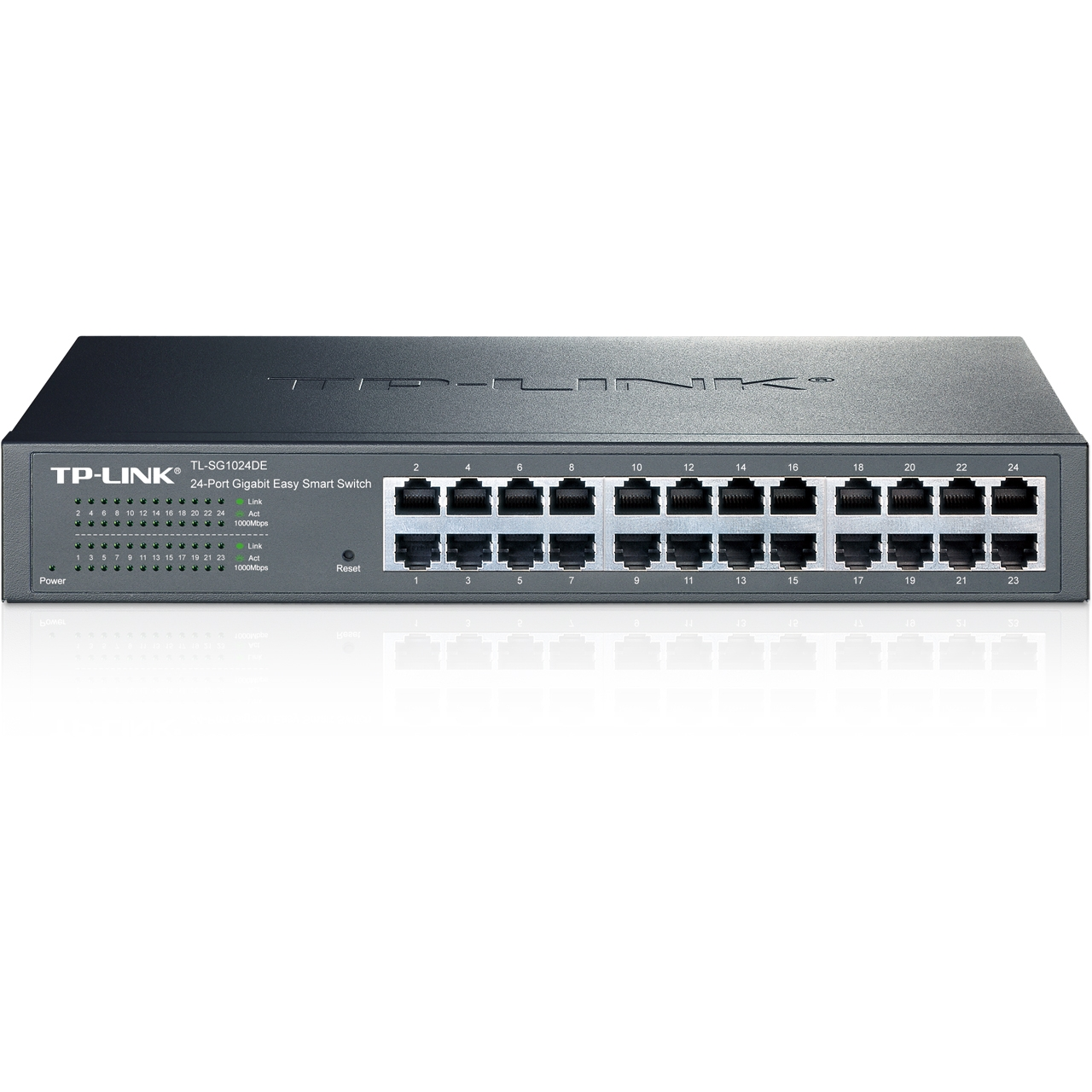 Easy Smart switch 24 Ports Gigabit TL-SG1024DE TP-LINK